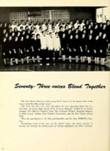 1961 New Haven High School Yearbook Page 96 & 97