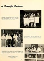 1961 New Haven High School Yearbook Page 112 & 113