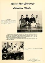 1961 New Haven High School Yearbook Page 114 & 115