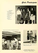 1961 New Haven High School Yearbook Page 118 & 119