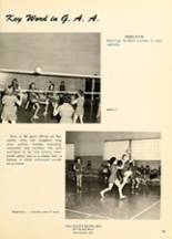 1961 New Haven High School Yearbook Page 124 & 125