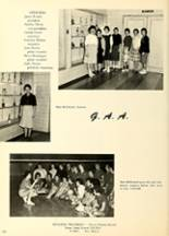 1961 New Haven High School Yearbook Page 126 & 127
