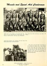 1961 New Haven High School Yearbook Page 132 & 133