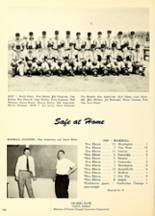 1961 New Haven High School Yearbook Page 142 & 143