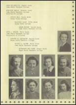 1942 Correctionville High School Yearbook Page 10 & 11
