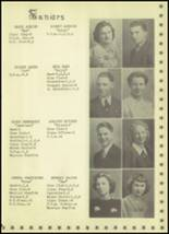 1942 Correctionville High School Yearbook Page 14 & 15