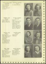 1942 Correctionville High School Yearbook Page 16 & 17