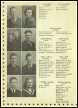 1942 Correctionville High School Yearbook Page 18 & 19