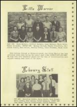 1942 Correctionville High School Yearbook Page 30 & 31