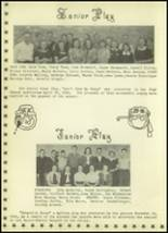 1942 Correctionville High School Yearbook Page 36 & 37