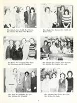 1982 Northwood Middle School Yearbook Page 10 & 11
