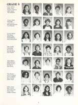1982 Northwood Middle School Yearbook Page 12 & 13