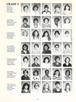 1982 Northwood Middle School Yearbook Page 14 & 15