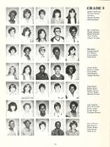 1982 Northwood Middle School Yearbook Page 18 & 19