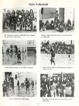 1982 Northwood Middle School Yearbook Page 20 & 21