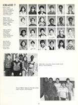 1982 Northwood Middle School Yearbook Page 26 & 27