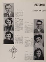 1952 St. George High School Yearbook Page 14 & 15