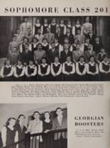 1952 St. George High School Yearbook Page 38 & 39