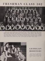 1952 St. George High School Yearbook Page 40 & 41