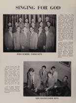 1952 St. George High School Yearbook Page 50 & 51