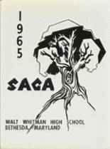 1965 Yearbook Walt Whitman High School