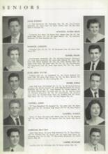 1956 North High School Yearbook Page 16 & 17