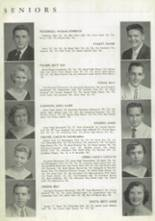 1956 North High School Yearbook Page 18 & 19