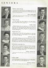 1956 North High School Yearbook Page 20 & 21