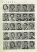 1956 North High School Yearbook Page 36 & 37