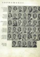 1956 North High School Yearbook Page 38 & 39