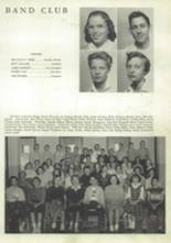 1956 North High School Yearbook Page 50 & 51