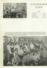 1956 North High School Yearbook Page 52 & 53