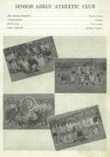 1956 North High School Yearbook Page 58 & 59