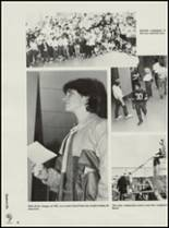 1985 Clinton High School Yearbook Page 12 & 13