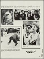 1985 Clinton High School Yearbook Page 16 & 17