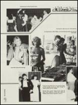 1985 Clinton High School Yearbook Page 28 & 29