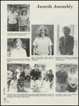 1985 Clinton High School Yearbook Page 30 & 31