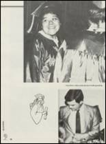 1985 Clinton High School Yearbook Page 32 & 33