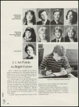 1985 Clinton High School Yearbook Page 38 & 39