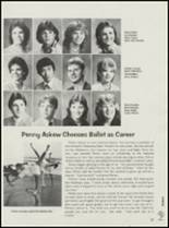 1985 Clinton High School Yearbook Page 40 & 41