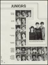 1985 Clinton High School Yearbook Page 42 & 43