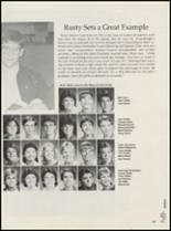 1985 Clinton High School Yearbook Page 44 & 45