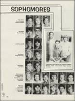 1985 Clinton High School Yearbook Page 46 & 47