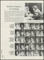 1985 Clinton High School Yearbook Page 48 & 49