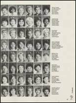 1985 Clinton High School Yearbook Page 50 & 51