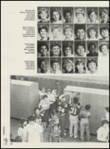 1985 Clinton High School Yearbook Page 54 & 55