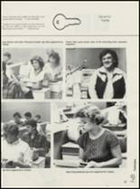 1985 Clinton High School Yearbook Page 60 & 61