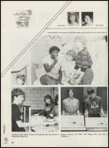1985 Clinton High School Yearbook Page 64 & 65