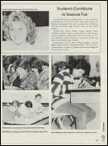 1985 Clinton High School Yearbook Page 68 & 69