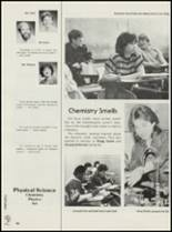 1985 Clinton High School Yearbook Page 70 & 71